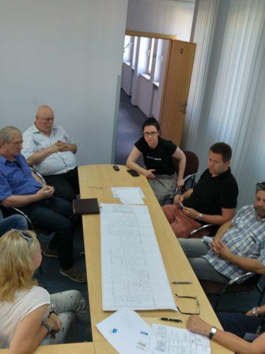 Spotkanie ws. powstania Środowiskowego Domu Samopomocy w Wołominie