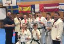 Wołomińskie karate w Szwajcarii!