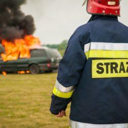 Życzenia z okazji Międzynarodowego Dnia Strażaka