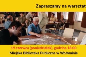 Miejscowy Plan Zagospodarowania Centrum – kolejne warsztaty!