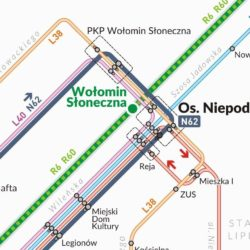 Zmiany w komunikacji miejskiej w związku z otwarciem tunelu