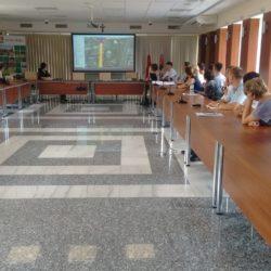 Informacja o spotkaniu z mieszkańcami dot. rozbudowy drogi gminnej