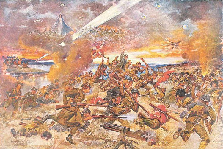 Niespodzianka dla uczestników obchodów Bitwy Warszawskiej 1920 roku!