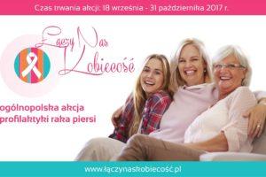 Łączy Nas Kobiecość czyli mammobus w Wołominie