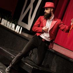 Wieczór teatralno-muzyczny w MDK