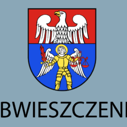 Zawiadomienie Starosty Wołomińskiego o wyłożeniu do wglądu operatu opisowo-kartograficznego modernizacji ewidencji gruntów i budynków dla obrębu 0005 - Stare Grabie