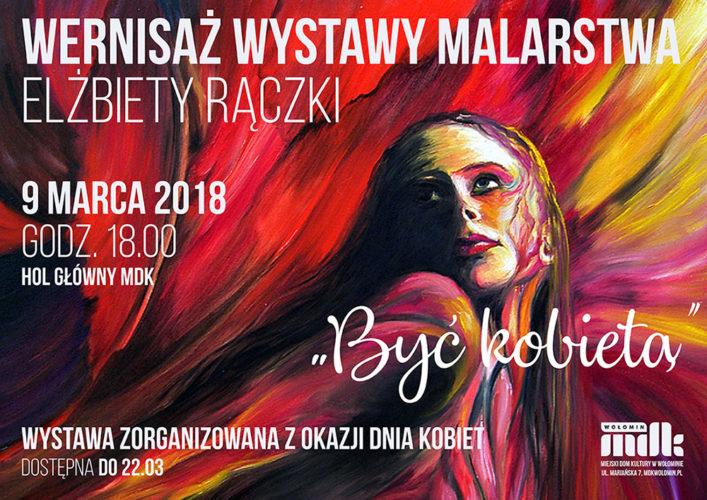 Wernisaż i wystawa malarki Elżbiety Rączki