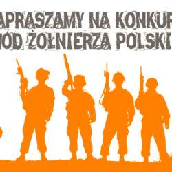 """Konkurs plastyczny """"Zawód żołnierza polskiego"""" - wyniki"""