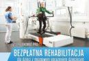 Bezpłatna rehabilitacja dla dzieci z mózgowym porażeniem dziecięcym w Wyszkowie
