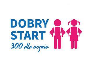 Dobry Start - 300 zł dla ucznia