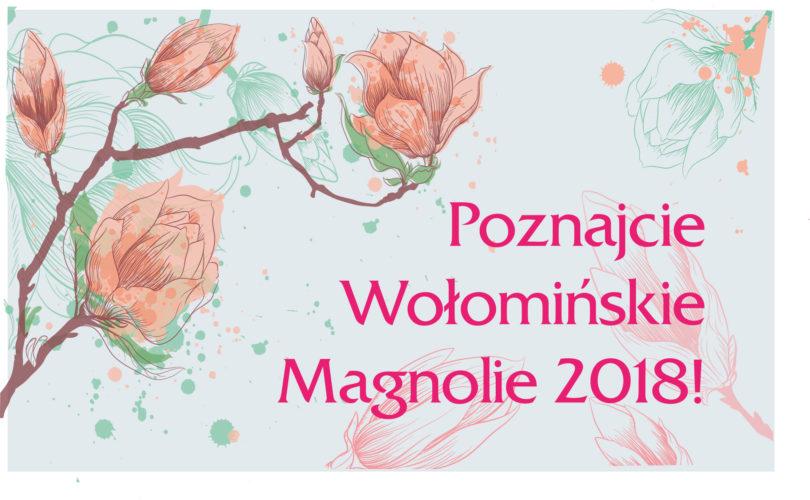 W Wołominie magnolie kwitną przez cały rok!