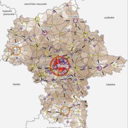 Zapoznaj się z projektem Planu zagospodarowania przestrzennego województwa mazowieckiego