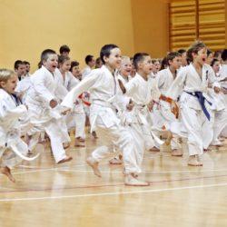 Zaproszenie na otwarty trening walk karateków