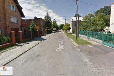 Plan ulicy Traugutta do pobrania