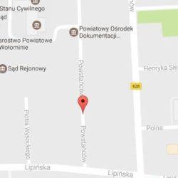 Koncepcja budowy ulicy Powstańców