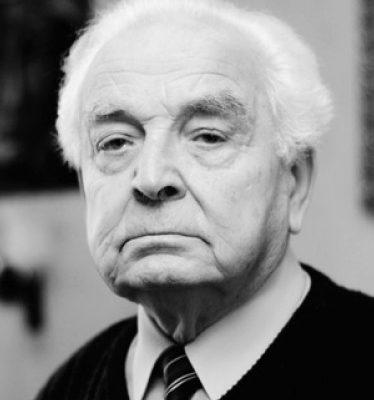 Zmarł Polikarp Bulik - pierwszy burmistrz Wołomina po upadku komunizmu