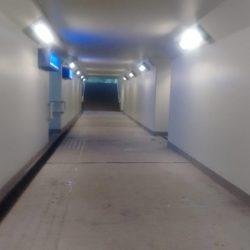Otwarcie przejścia podziemnego przy stacji PKP Wołomin