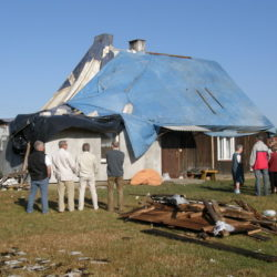 Darowizny dla poszkodowanych w nawałnicach w gminie Czersk - czy możesz pomóc?