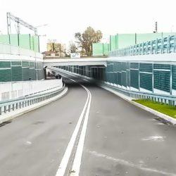 Tunel w ciągu ulicy Sasina otwarty!