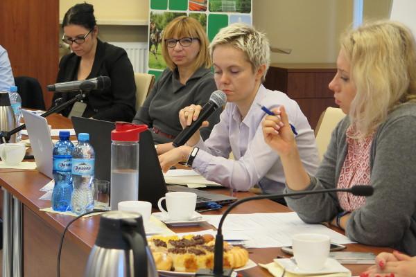 Płatności bezgotówkowe w biznesie – spotkanie przedstawicieli Ministerstwa Rozwoju z wołomińskimi przedsiębiorcami