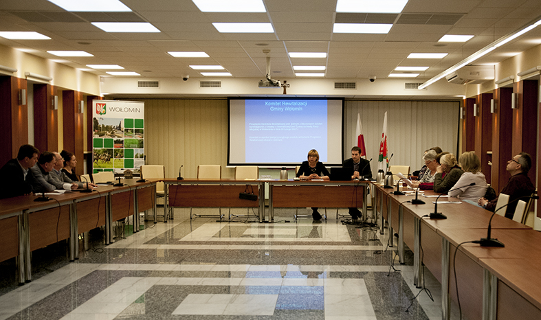 Pierwsze posiedzenie Komitetu Rewitalizacji za nami