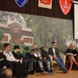 zdjęcie: I LO im. Wacława Nałkowskiego w Wołominie