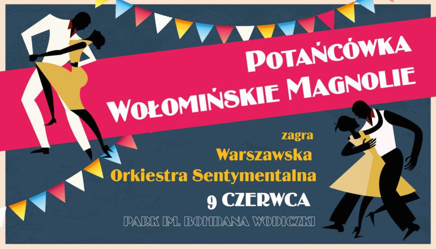 Potańcówka Wołomińskie Magnolie - relacja