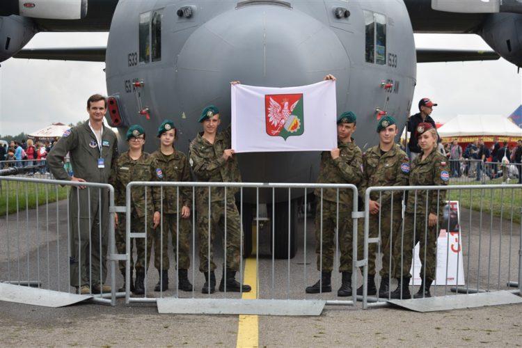 Uczniowie PUL na Air Show w Radomiu