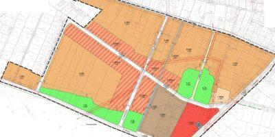 Zapoznaj się z projektem planu miejscowego obszaru położonego w Wołominie pomiędzy ulicami Zieloną, Legionów i Sokolą oraz granicami obowiązujących planów miejscowych
