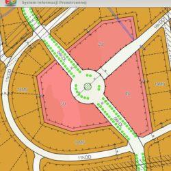 Plany zagospodarowania przestrzennego dostępne w serwisie mapowym Gminy Wołomin