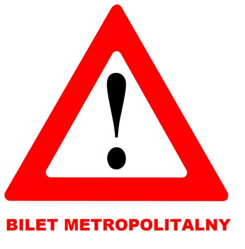 Bilet Metropolitalny godziny wydawania kart