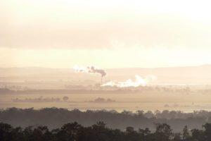 Ostrzeżenie I stopnia o złej jakości powietrza