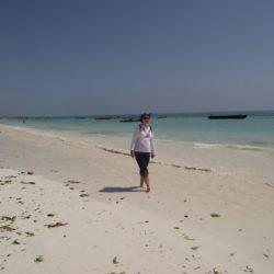 Podróże Wołominiaków - Zanzibar
