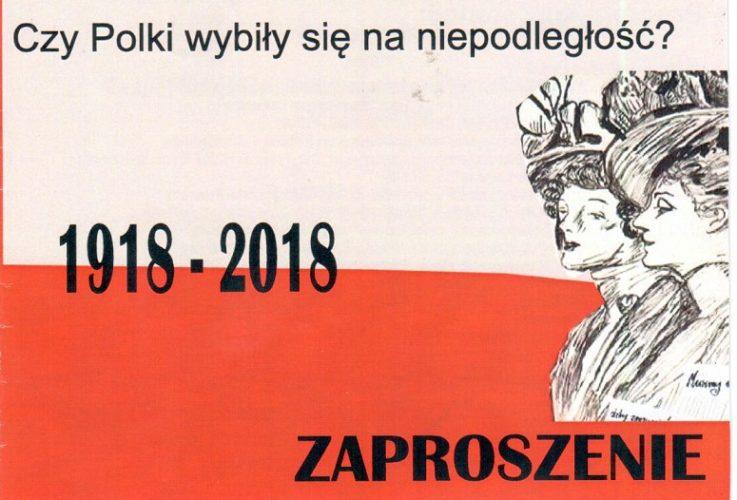 """Konferencja """"Czy Polski wybiły się na niepodległość?"""""""