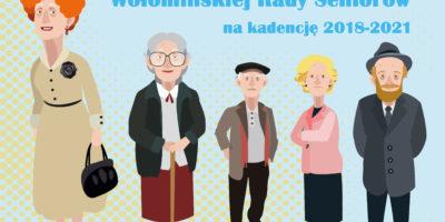 Trwa nabór do Wołomińskiej Rady Seniorów 2018-2021
