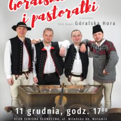 Góralska Hora w Klubie Seniora Słoneczna