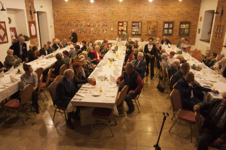 Wołomin gospodarzem wigilii rad seniorów z Mazowsza