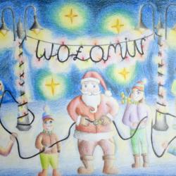Rozstrzygnięcie konkursu na najładniejszą kartkę na Boże Narodzenie 2018