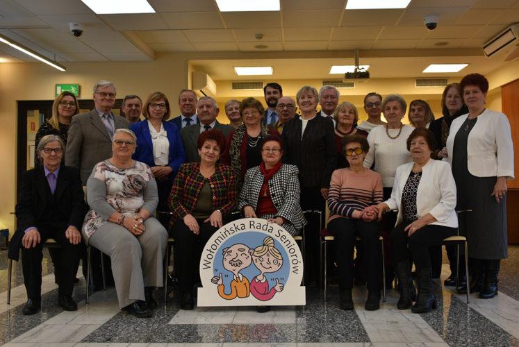 Wołomińska Rada Seniorów ma swój zarząd