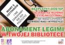 Legami – bezpłatny dostęp do 25 tys. do ebooków i audiobooków
