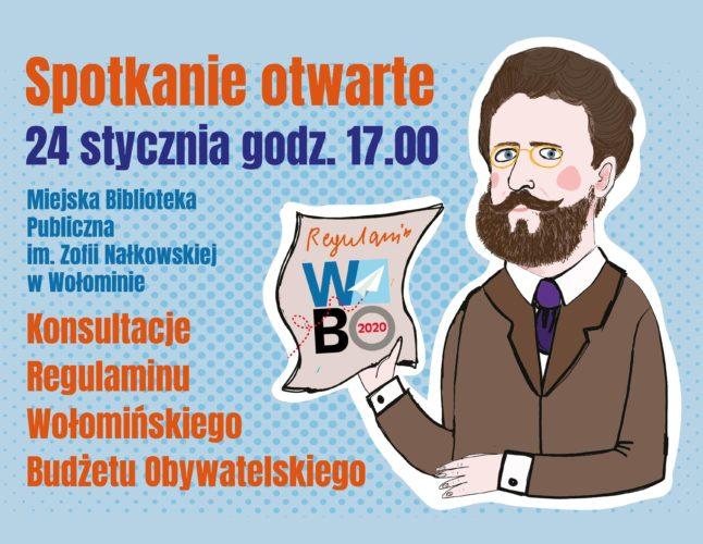 WBO 2020 spotkanie konsultacyjne!