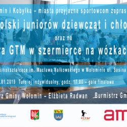 Mistrzostwa Polski juniorów w szabli