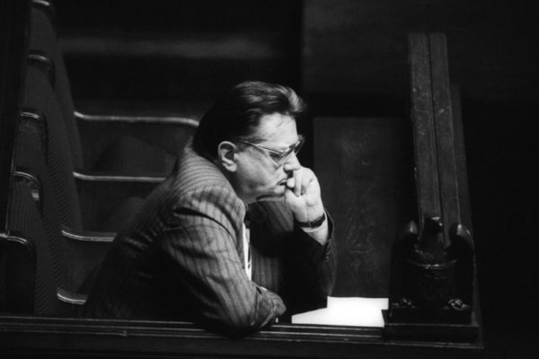 ŚP. Jan Olszewski: 20.08.1930-7.02.2019