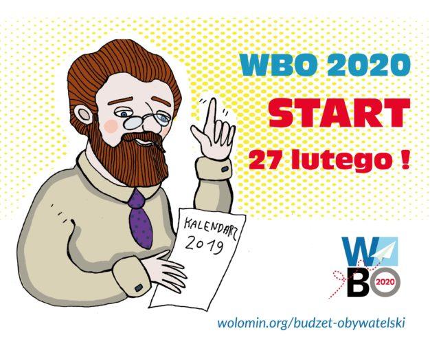 Wołomiński Budżet Obywatelski 2020 - czekamy na pomysły mieszkańców!