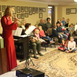 Podwieczorek muzyczny dla dzieci - Wokół operowej sceny