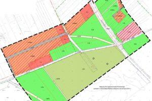 Zapoznaj się z projektem planu miejscowego rejonu cmentarza przy Al. Niepodległości w Wołominie – etap II