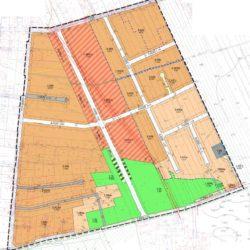 """Zapoznaj się z projektem planu miejscowego terenu """"osiedla Graniczna"""" położonego pomiędzy ulicami: Kresowa, Graniczna, teren ujęcia wody, ulica Lipiny Kąty w Wołominie"""