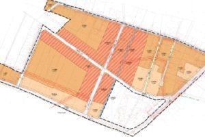 Zapoznaj się z projektem planu miejscowego obszaru położonego w Wołominie pomiędzy ulicami Zieloną, Legionów i Sokolą oraz granicami obowiązujących planów miejscowych – część A