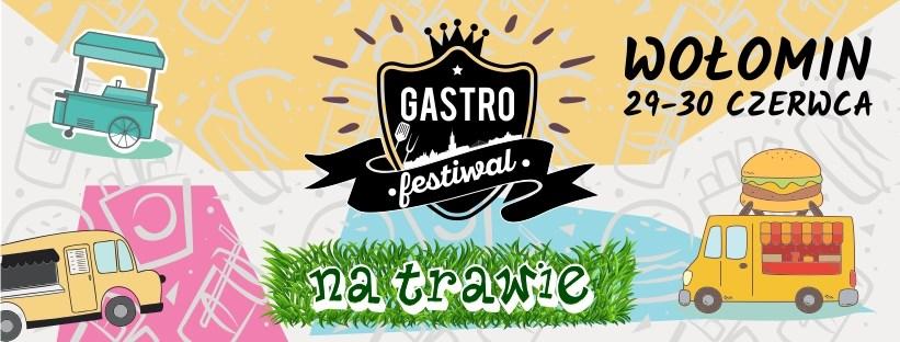Gastro festiwal w Parku Nałkowskich