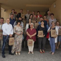 Wizyta studyjna - goście z Federacji Rosyjskiej